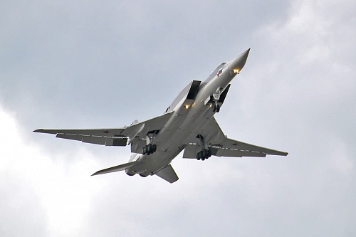 Tupolev delivered another Tu-22M3 into operation