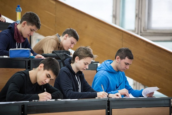 The first phase of academic competition n.a. A.N. Tupolev